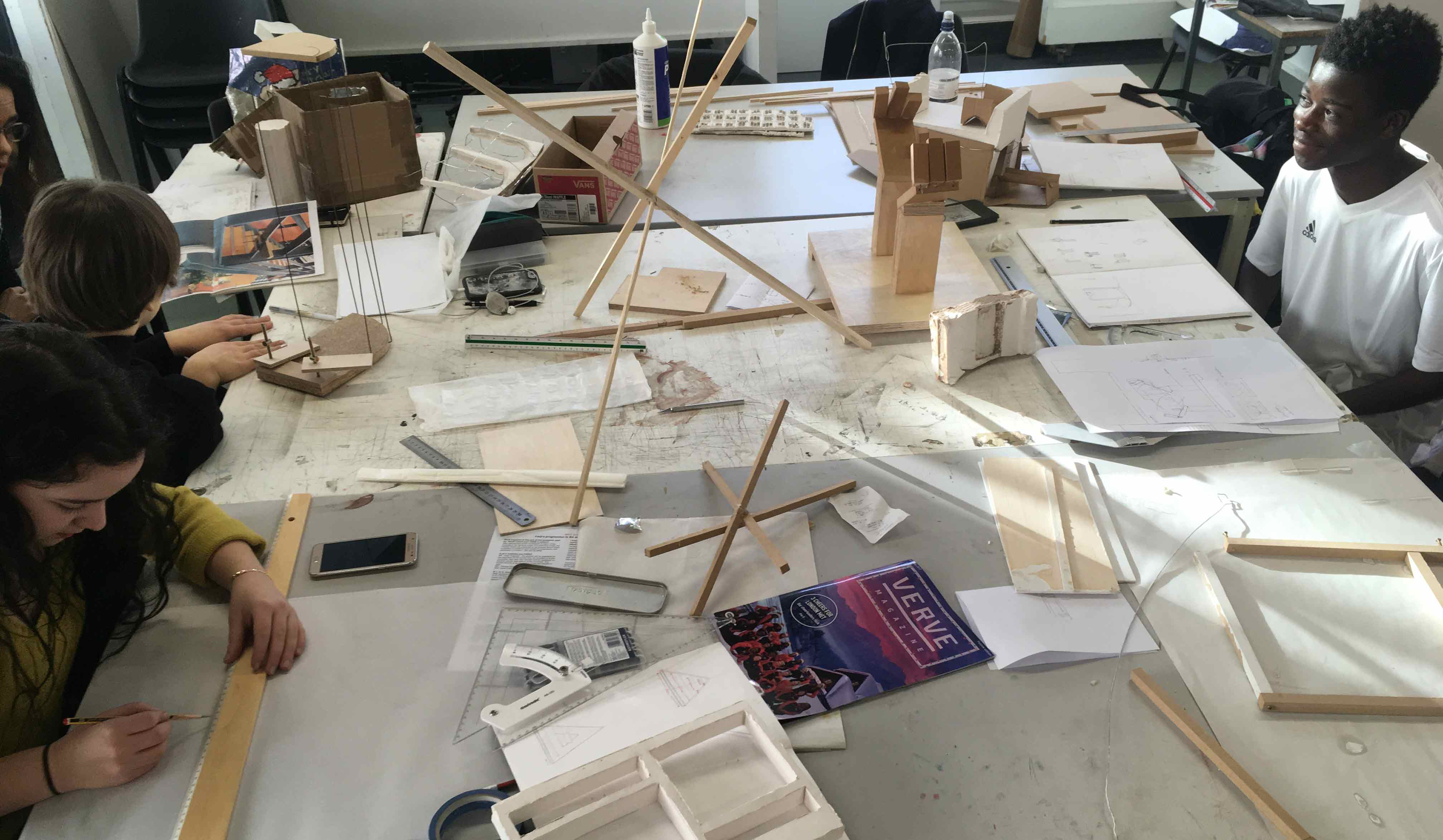 Architecture and Interior Design Extended Degree BA (Hons)