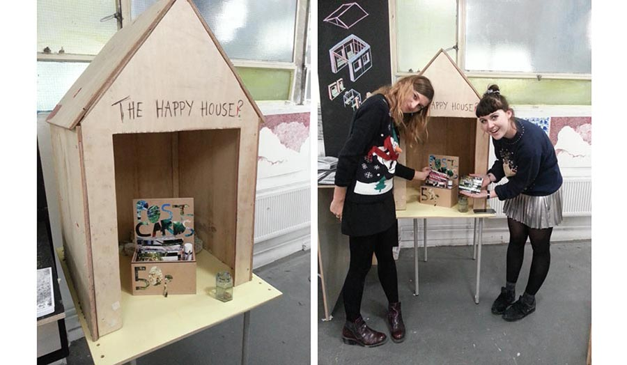 The Happy House?