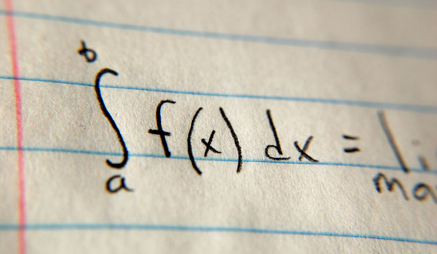 Mathematics equation