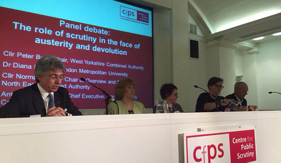 Centre for Public Scrutiny Annual Conference