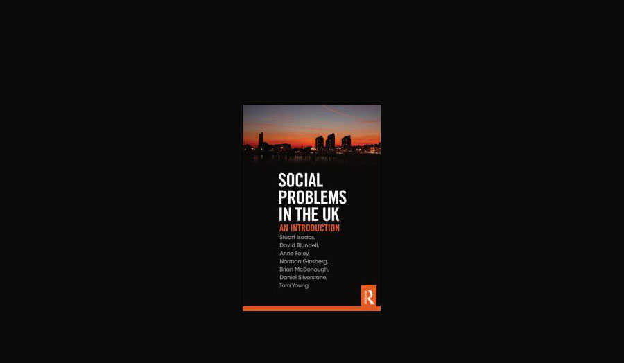 Social science book front cover