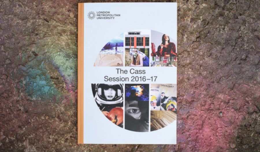 Image of The CAss Yearbook- available to read on line or buy on University eshop