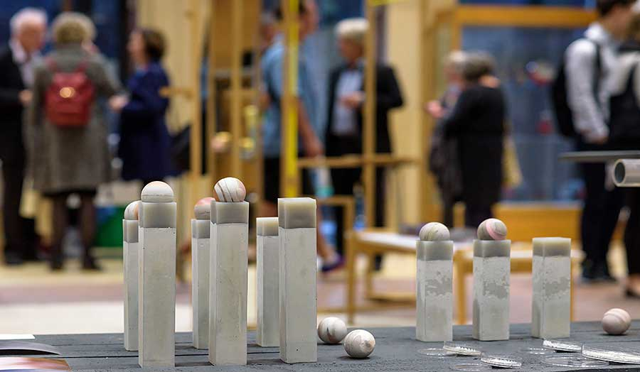 Making Matters, Private view