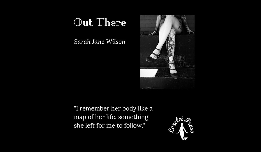 Out There, a book by Sarah Jane Wilson