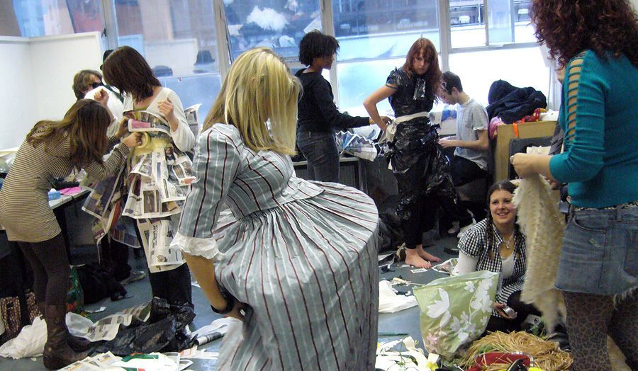 Fashion Design Degree Courses Uk School Style