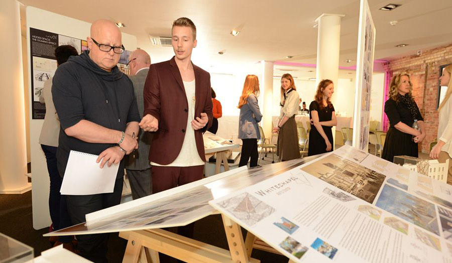 Clerkenwell Design Week Aldgate Project
