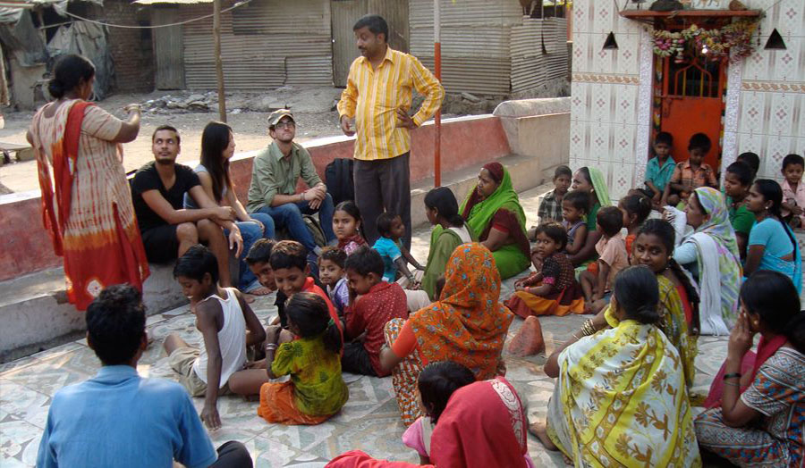 Community meeting 2 Navi Mumbai