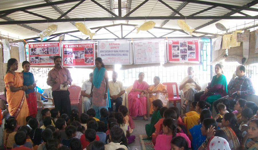 Community meeting Navi Mumbai
