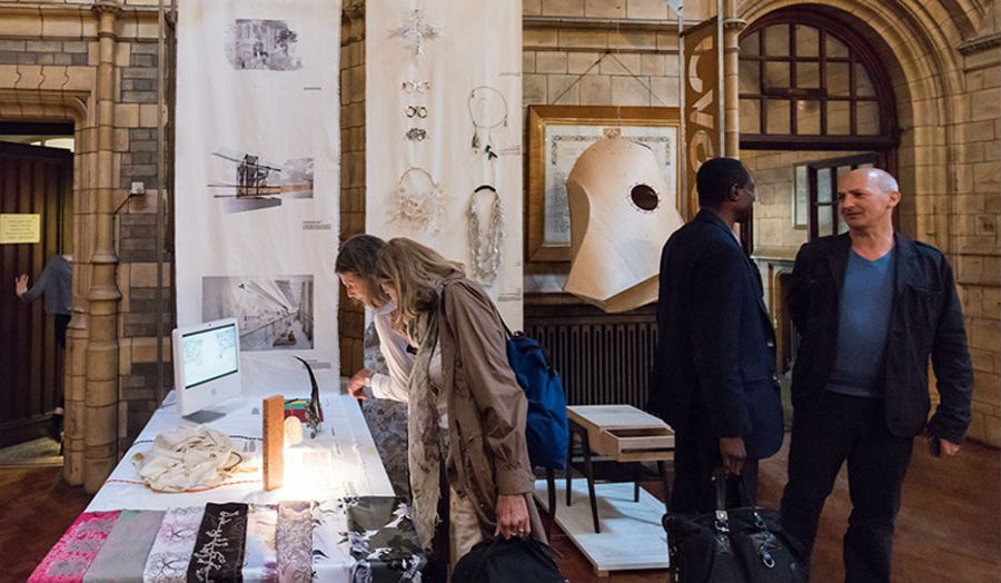 Huguenot Projects at Soho Create Festival