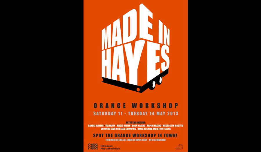 Mobile workshop poster hayes