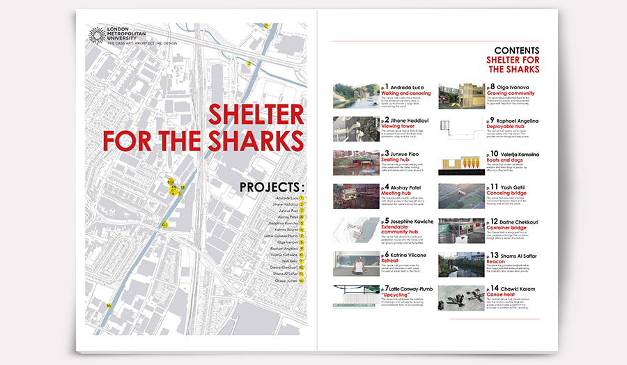 Booklet for the sharks 2