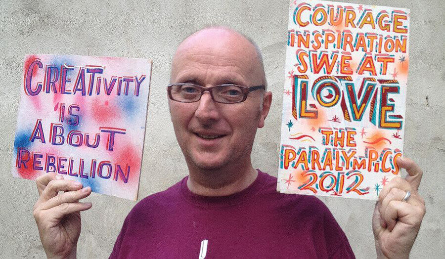 Patrick Brill(aka Bob and Roberta Smith)