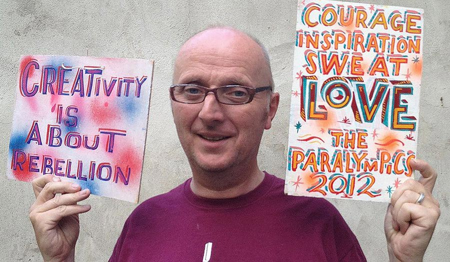 Patrick Brill-aka Bob and Roberta Smith