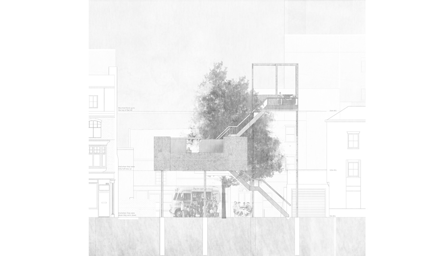 Margate proposed elevation - Tom Melson