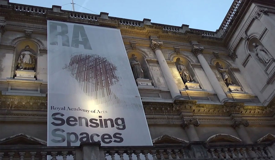 RA Sensing Spaces - Film by We Make Film