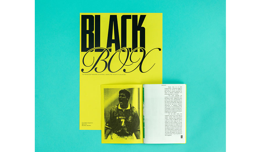 Graphic Design magazine project by Michael-Brown
