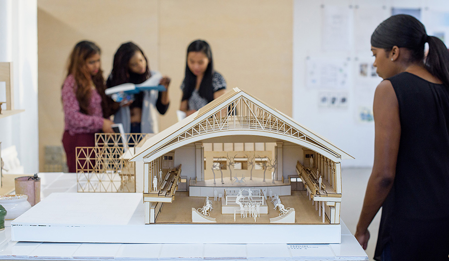 Architecture Design London interior architecture and design - ba (hons) - undergraduate