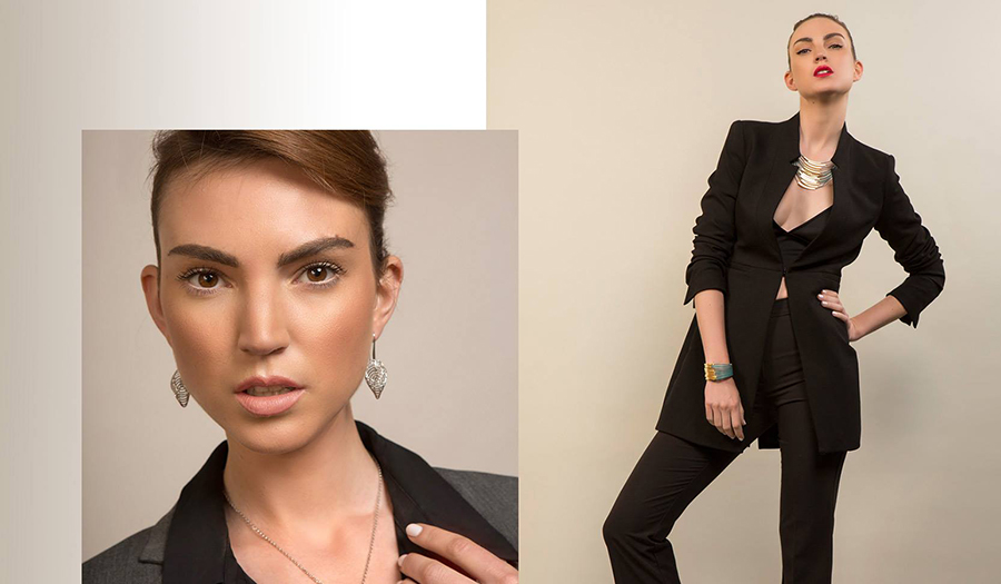 Fashion Photography ©Yiannis Katsaris for Kokomo Jewellery