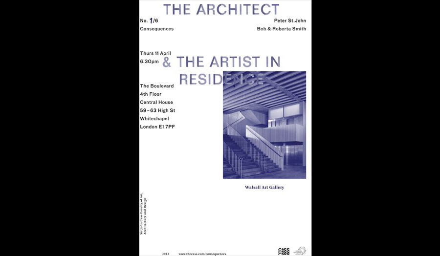 The Architect and The Artist in Residence
