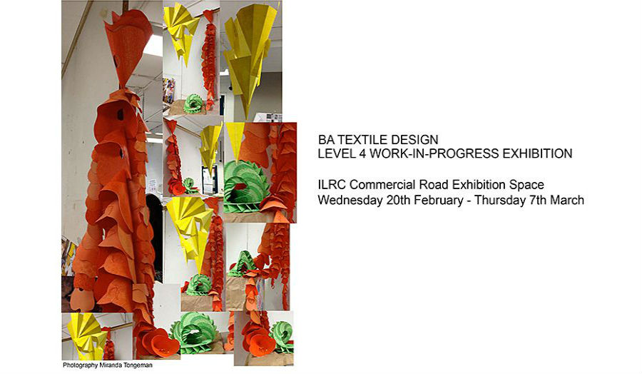 Surface and Structure Textile Exhibition