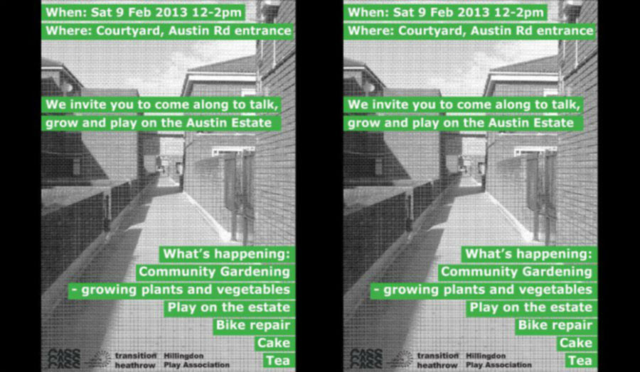 Talk Play Grow Event Flyer Made in Hayes