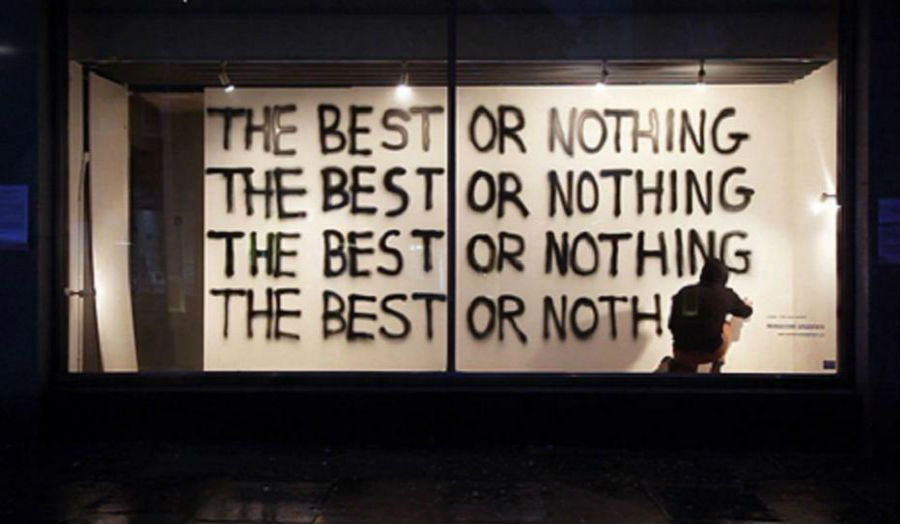 IMAGE: COMMERCIAL ROAD #5 PENNACCHIO ARGENTATO – THE BEST OR NOTHING
