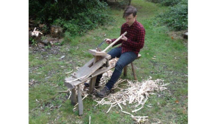 Bodging Workshop - Green Woodworking