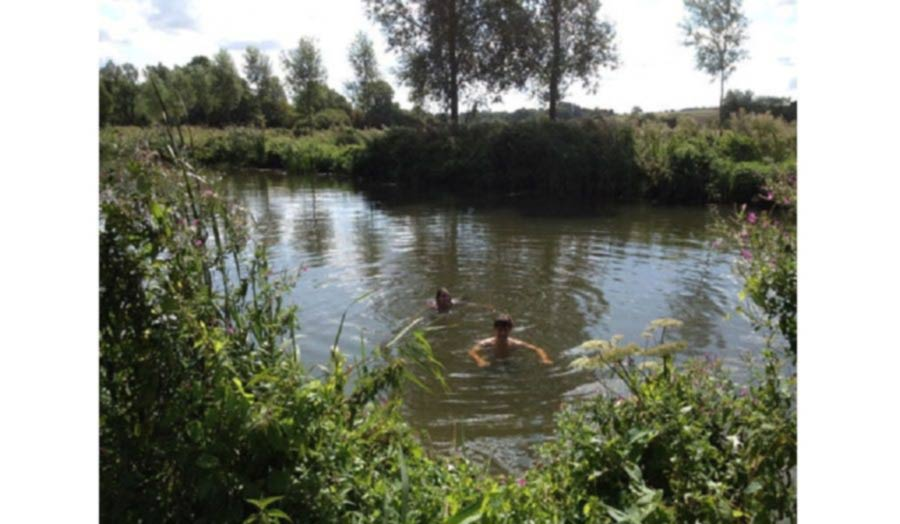 Bodging workshop - Wild Swimmimg