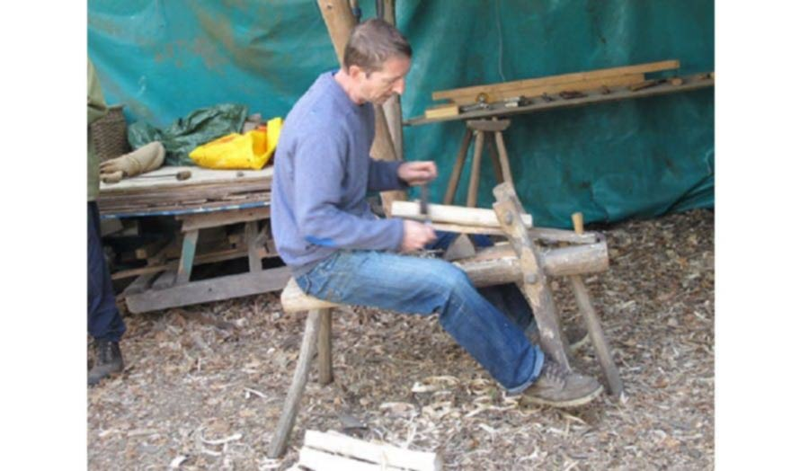 Bodging Workshop - In Essex Woods