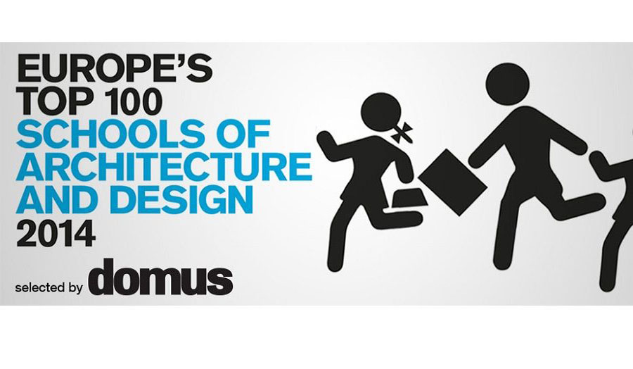 Poster for Domus Magazine