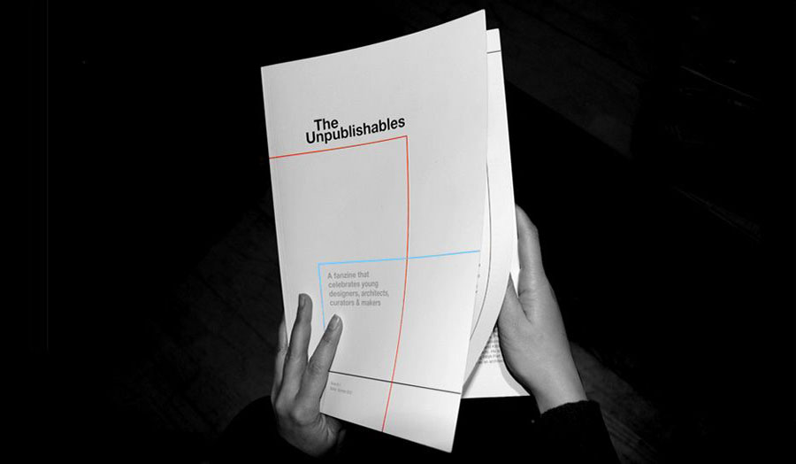 The Unpublishables 2 issue launch