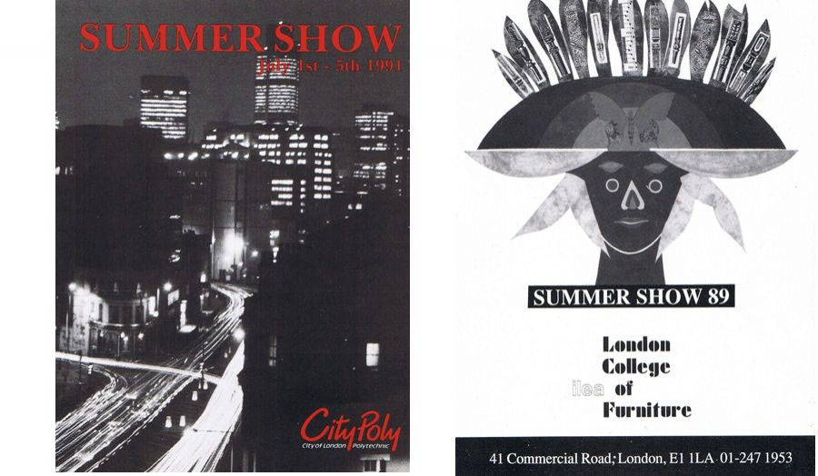 LCF - Show posters
