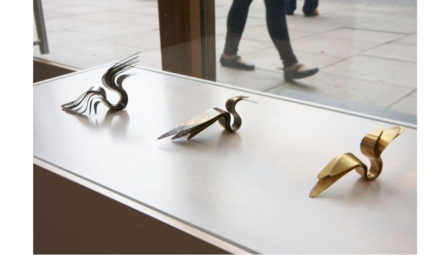 Window Display - Articulate Bodies