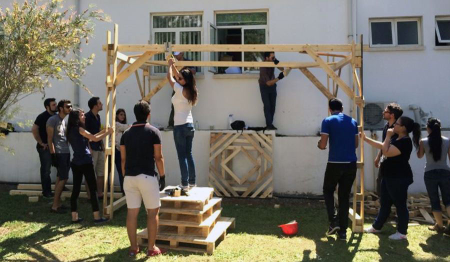 Palletecture Workshop