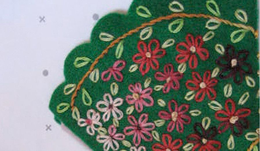 Image credit: Stitch work by Mah Rana