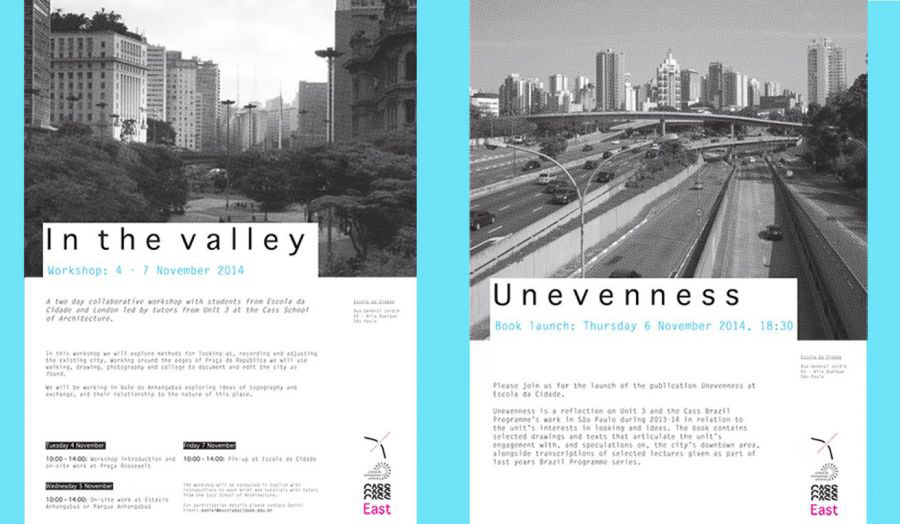 Book Launch in São Paulo: Unevenness
