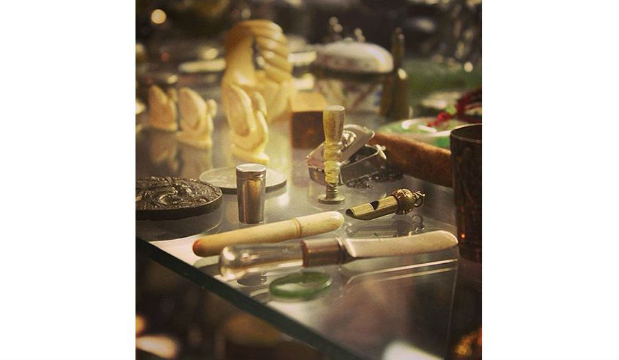TANDEMIZE Digging for tradition at Alfies antique market London