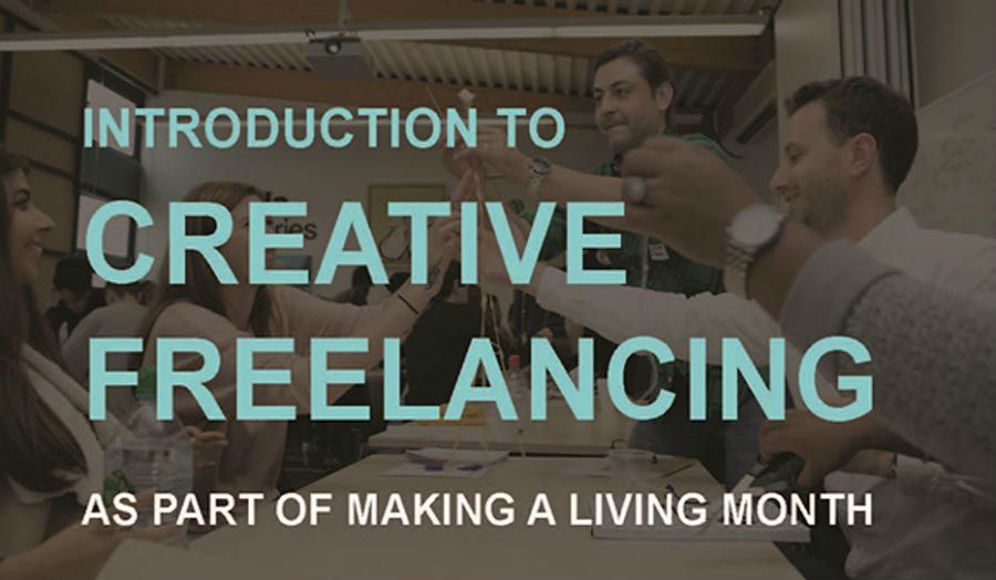 Introduction to creative freelancing