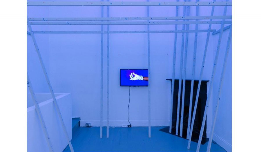 Solo Exhibition at Tenderpixel by Fine Art Lecturer Ben Cain