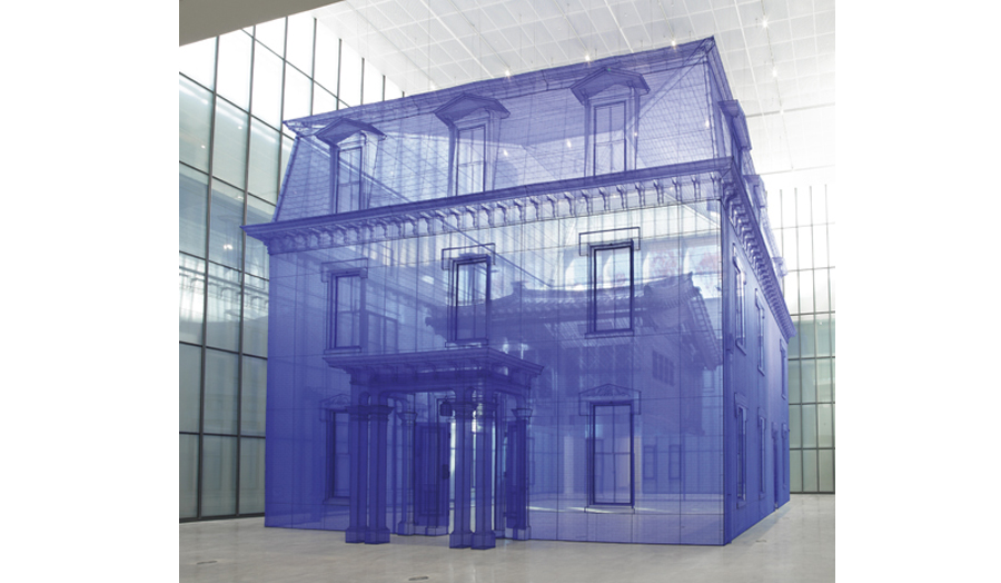 image: Artist Do Ho Suh From Korea, Art and Home