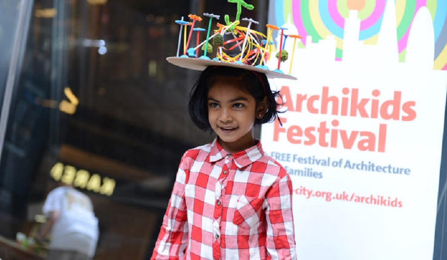 image from previous archikids festival