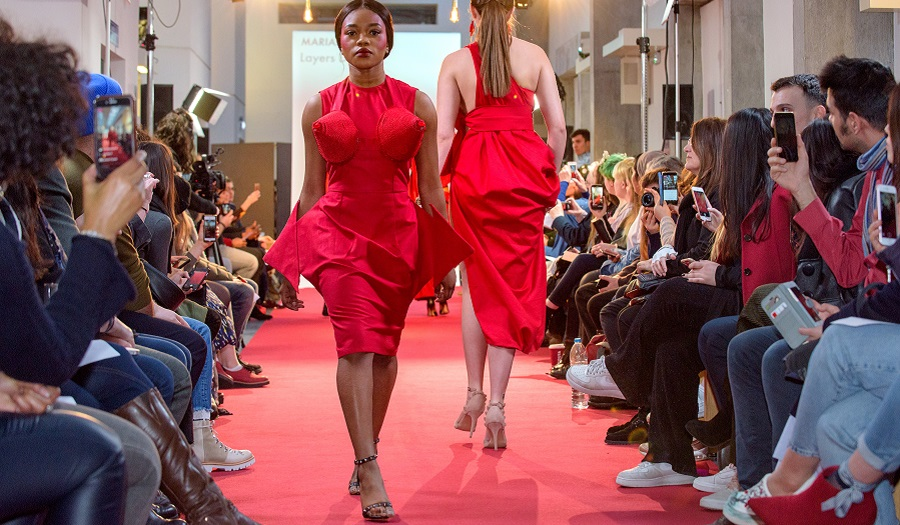 Fashion Catwalk at The Cass