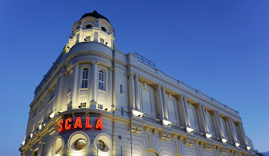 Scala building, London