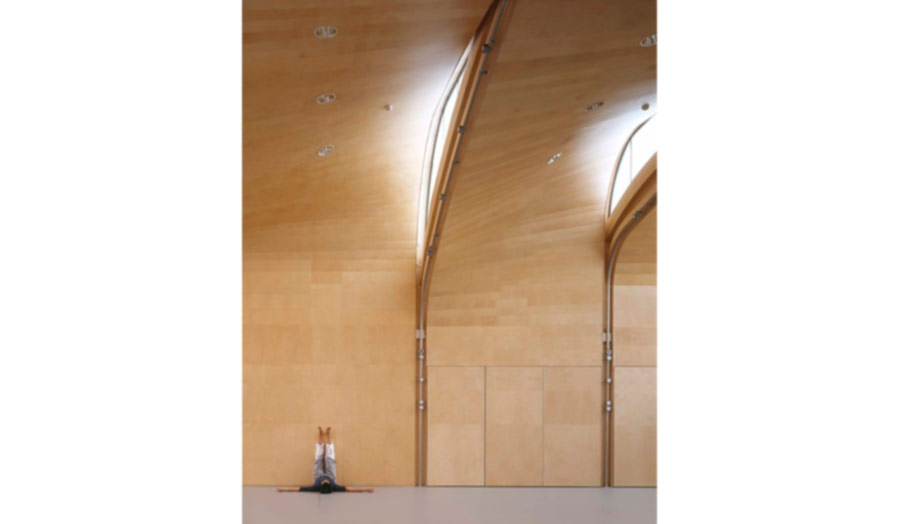 Siobhan Davies Dance Studios by Sarah Wigglesworth Architects