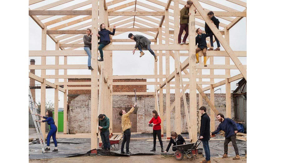 Assemble, a collective which includes staff and alumni from The Cass
