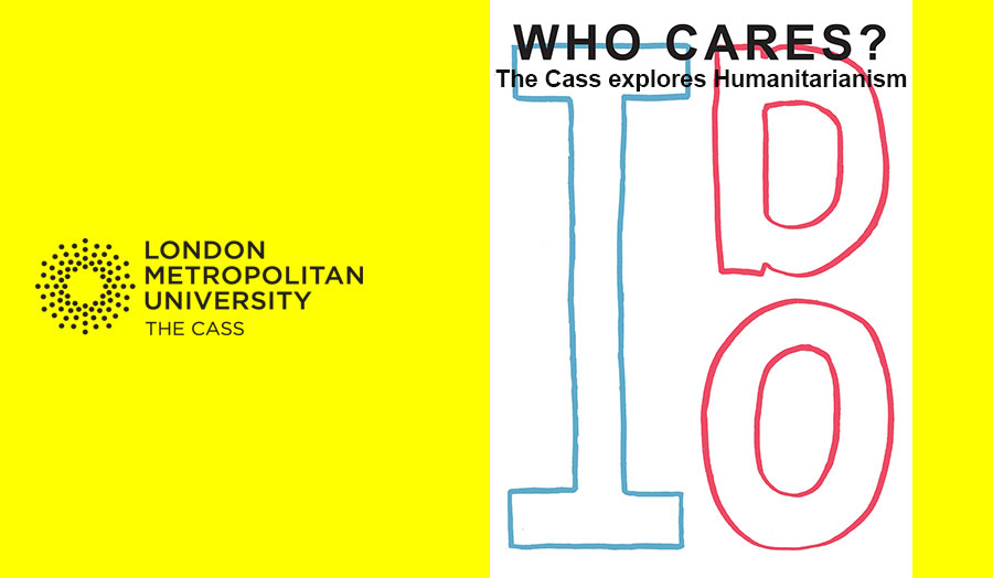 Who Cares? talks poster