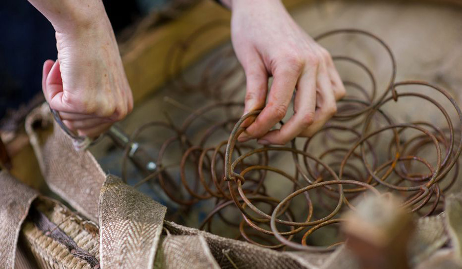 AMUSF Modern and Traditional Upholstery Courses 5