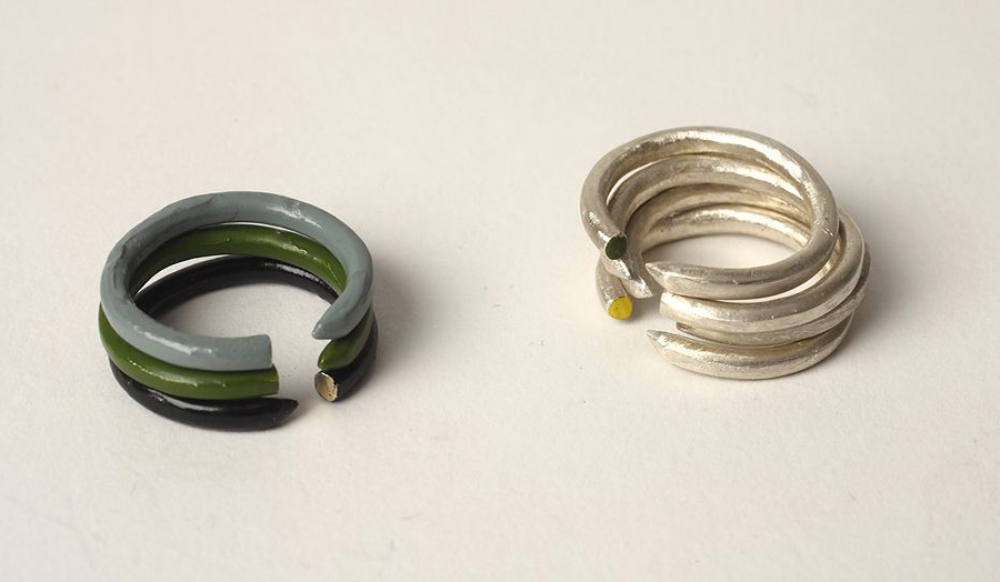 Katarzyna Rhy Jewellery and Silversmithing