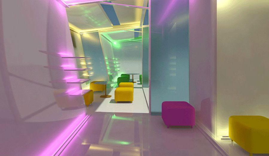 Ba Hons Interior Design And Technology Degree Show London Metropolitan University