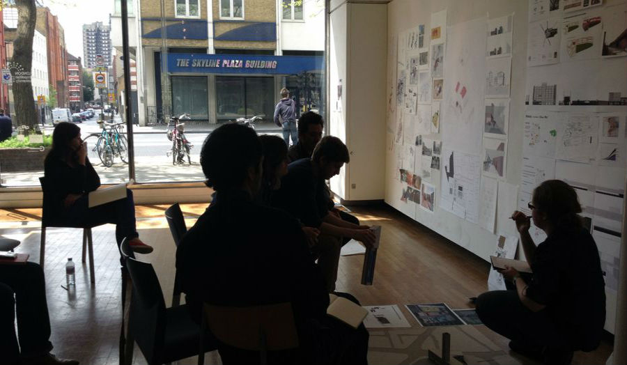 High Street project presentations